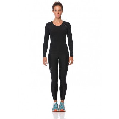 SIX30 Women's Thermal Long Sleeve Compression Top