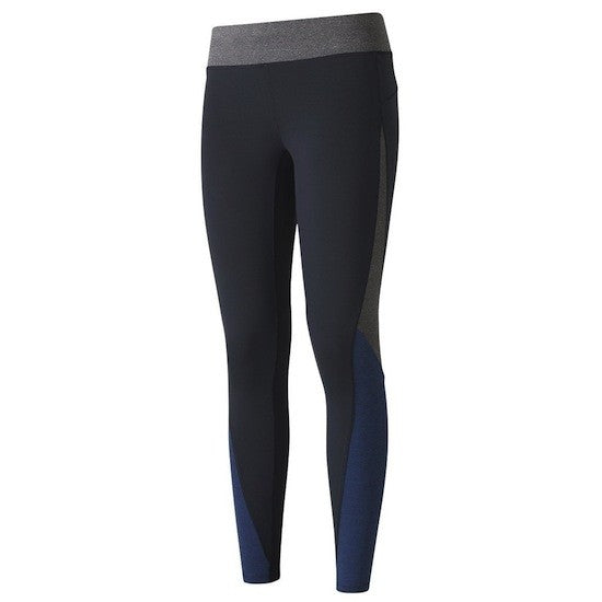 Casall Melange Contrast Sports Tights - 2 Colours