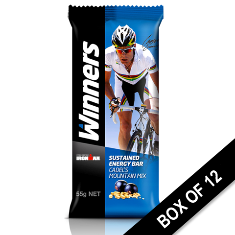 Winners Energy Bars - Box of 12