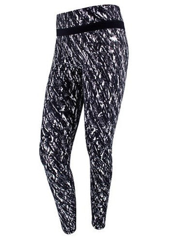 Running Bare Warrior Sports Tights