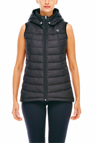 Champion Women's Powertrain Puffer Vest - 2 Colours
