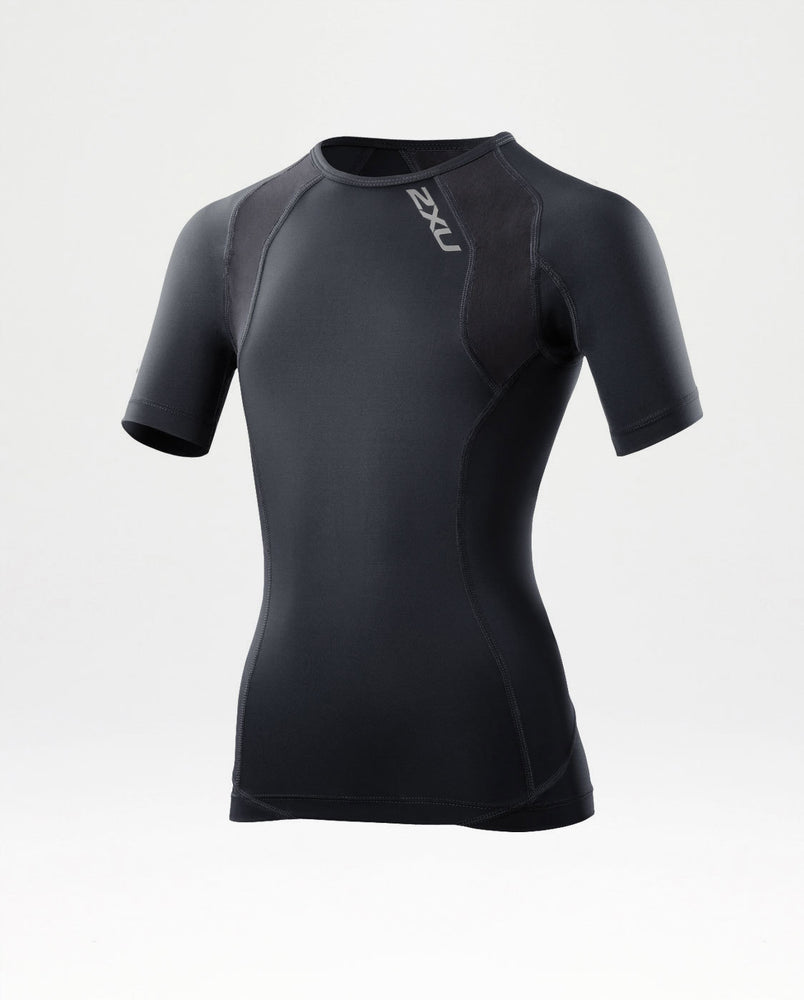 2XU Youth Compression Short Sleeve Top