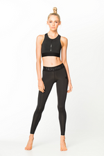 Nicky Kay FitGlam Compression Tights - Black