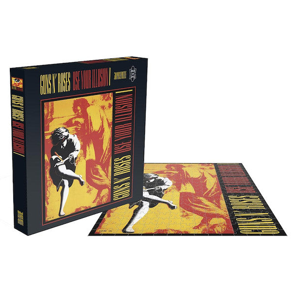 Guns N' Rose - Use Your Illusion 500pc Jigsaw Puzzle