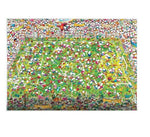 Heye Mordillo, Crazy World Cup 4000Pc  Puzzle
