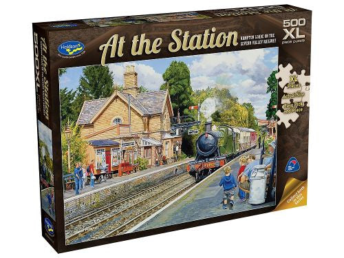 Holdsons At The Station 500Xl Hampton L Puzzle