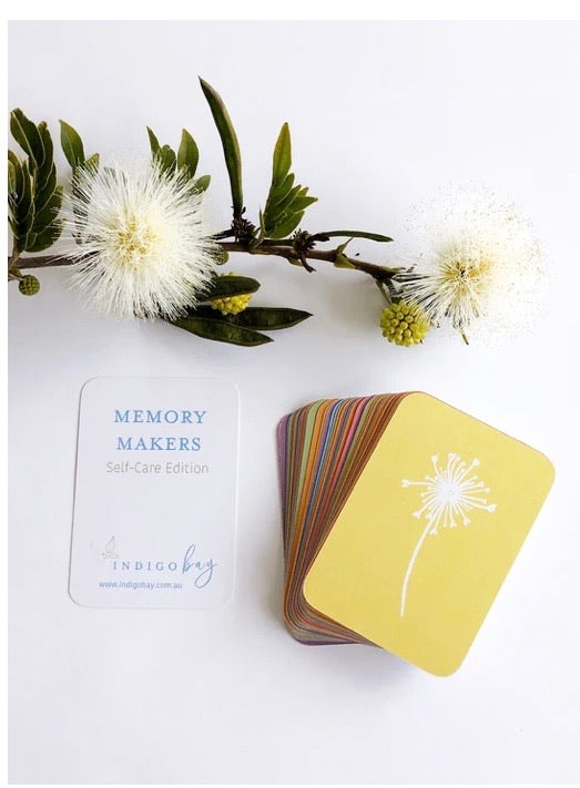 Memory Makers - Self Care Edition