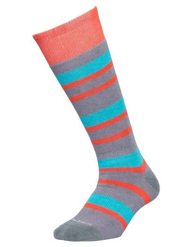 Le Bent Alpha Ski Socks - Stripes