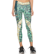 Maaji Lime Pepper Sports Tights