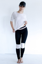 Olympia Moto Sports Tights - Bone