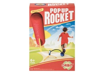 Orbit - Pop Up Rocket