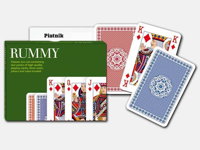 Piatnik Rummy Set - Classic Box Playing Cards