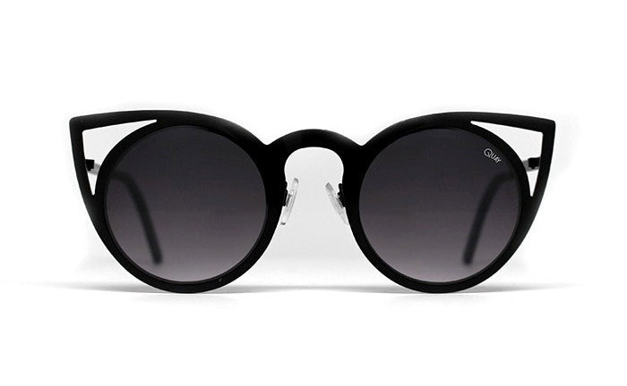 Quay Invader Sunglasses - Black