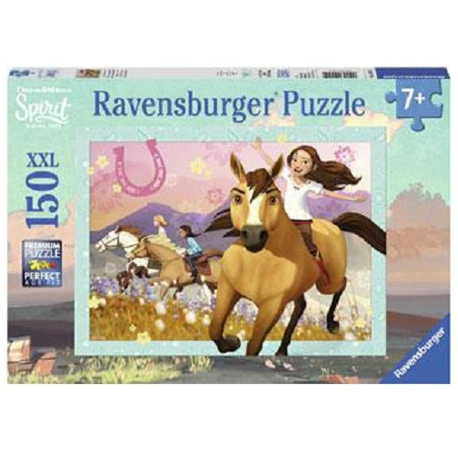 Ravensburger Spirit Free And Wild Puzzle 150Pc