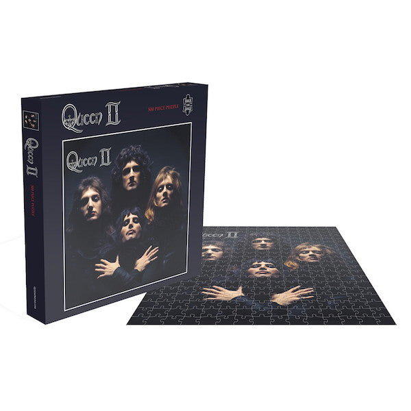 Queen - Queen ll  500pc Jigsaw Puzzle