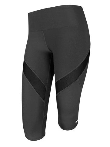 Running Bare Cardio Pow Sports Capri