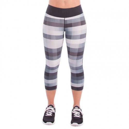 Running Bare Valentina Sports Capri