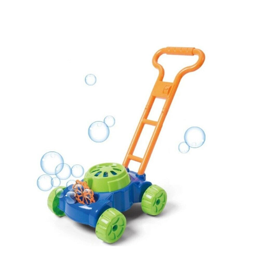 Kids Bubble Lawn Mower