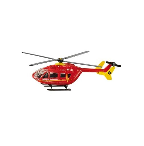 Siku Helicopter Taxi - 1:87 Scale