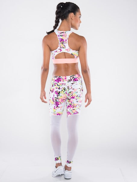 TLF Gizmo Sports Tights - Floraflage