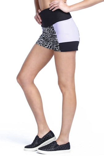 Track & Bliss Hatha Gym Shorts