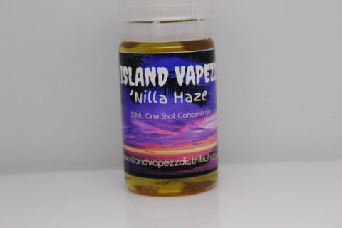 Island Vapezz Concentrates