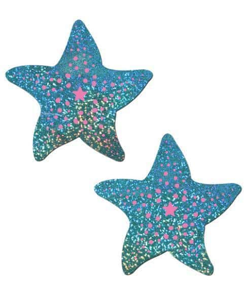 Pastease Seafoam Liquid Starfish O-S Pasties