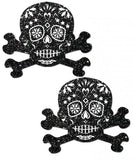 Pastease Day Of The Dead Skull Pasties