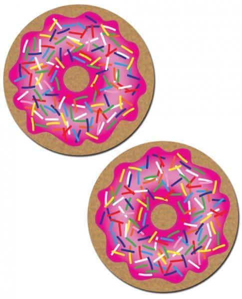 Pastease Pink Donut with Sprinkles Pasties