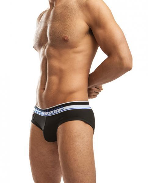 Jack Adams Pop Brief Black XL