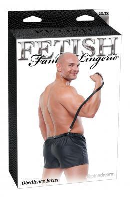 Fetish Fantasy Male Obedience Boxer 2Xl-3Xl