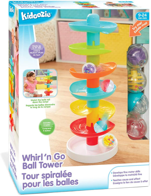 Whirl N Go Ball Tower - JKA Toys