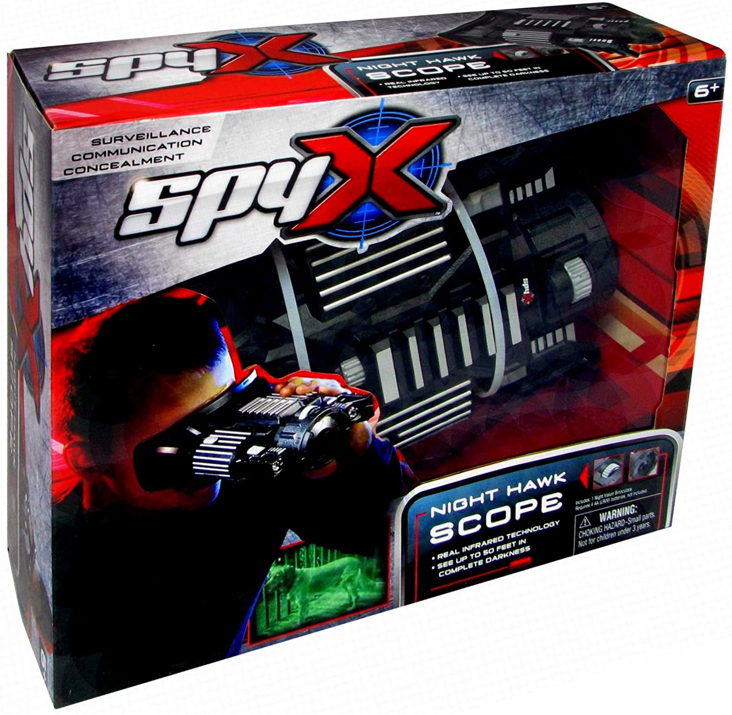 Spy X Night Hawk Scope - JKA Toys