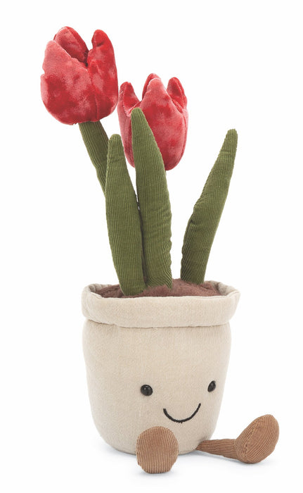 Amuseable Tulip Plush - JKA Toys