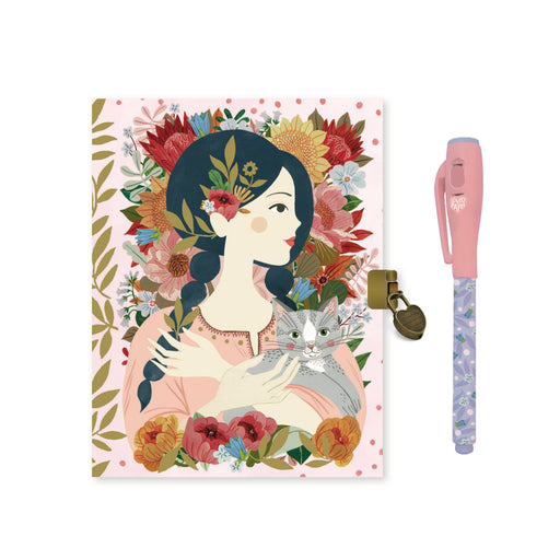 Oana Secret Journal with Magic Pen - JKA Toys