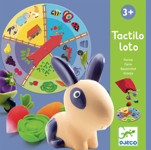 Farm Tactile Lotto - JKA Toys