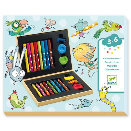 Box of Colors Art Set - JKA Toys