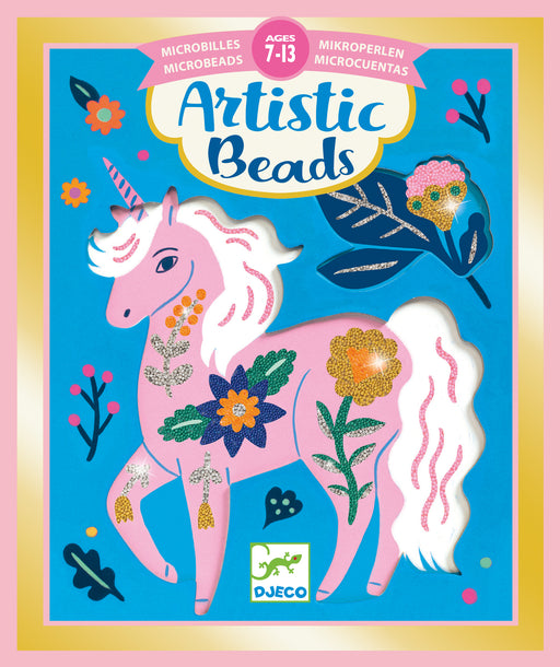 Artistic Beads Flowers and Fur - JKA Toys