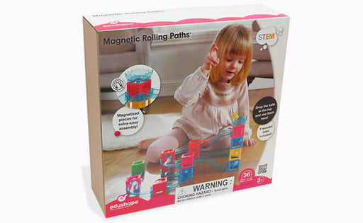 Magnetic Rolling Paths - JKA Toys