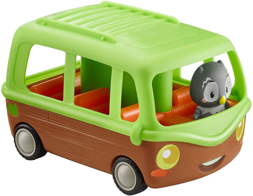 Timber Tots Adventure Bus - JKA Toys