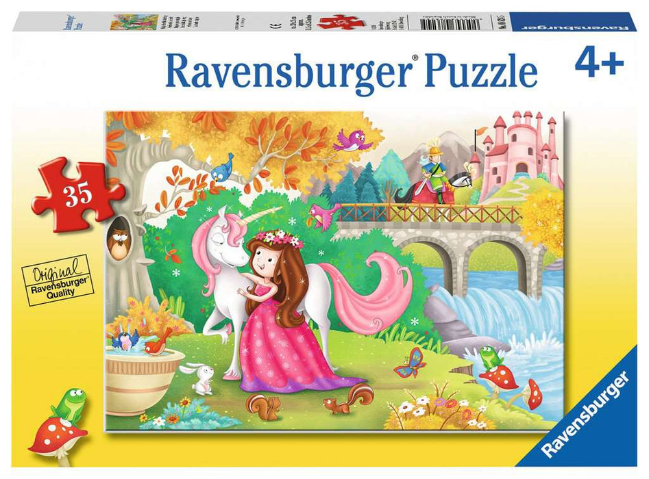 35 Piece Afternoon Away Puzzle - JKA Toys