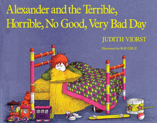 Alexander and the Terrible, Horrible, No Good, Very Bad Day Hardcover Book