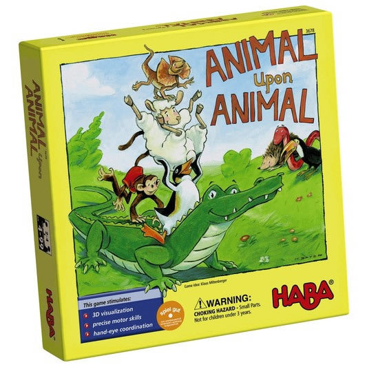 Animal Upon Animal - JKA Toys