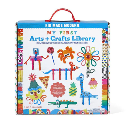My First Arts & Crafts Library - JKA Toys
