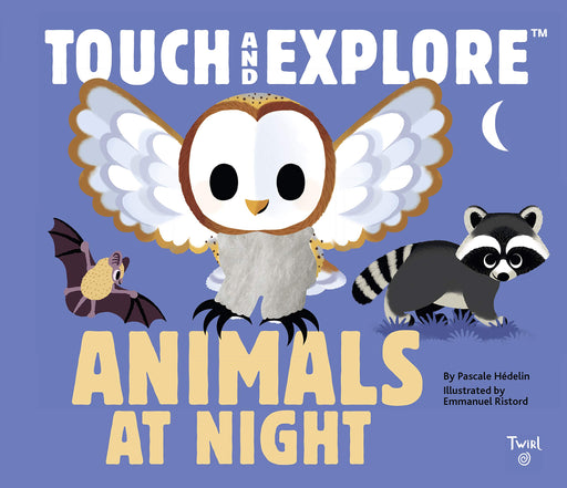 Touch and Explore: Animals at Night - JKA Toys