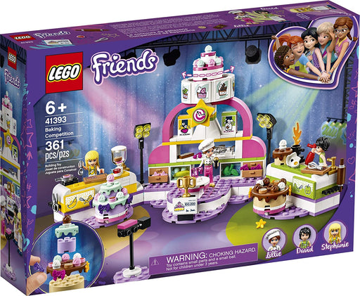 LEGO Friends: Baking Competition - JKA Toys