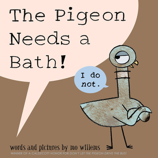 The Pigeon Needs A Bath! - JKA Toys