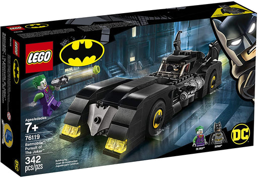 Batmobile: Pursuit of the Joker - JKA Toys