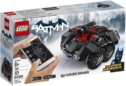 Batman App-Controlled Batmobile - JKA Toys
