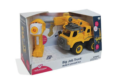 Build It Yourself: Big Job Truck - JKA Toys